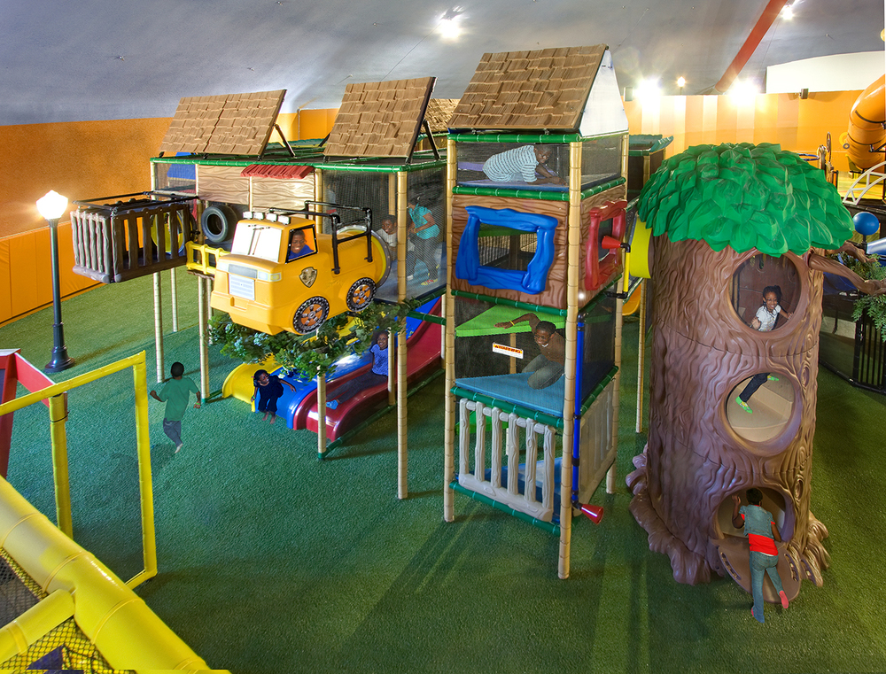 Indoor Treehouse For Kids Decor Valley Garages Ideas From